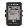 Lezyne Super GPS Licznik rowerowy czarny